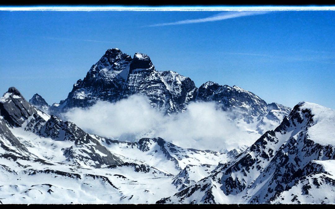 Le Queyras à ski: part 1